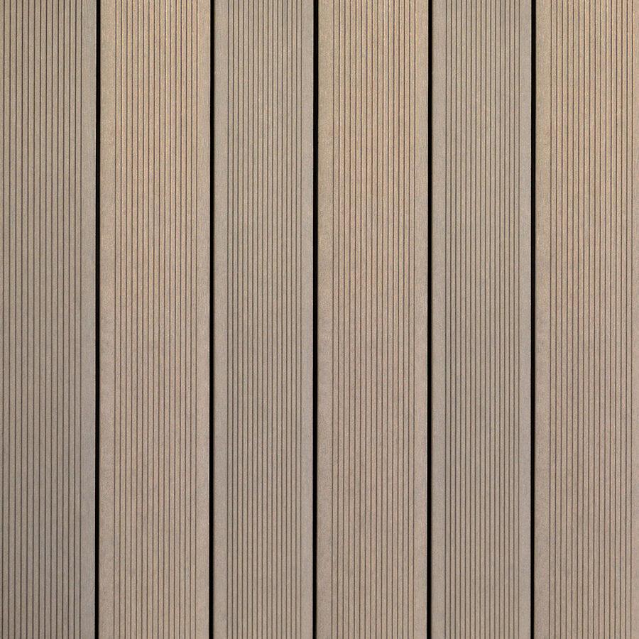 Composite deck panels